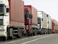 В России начали блокировать украинские грузовые машины