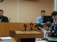 Арестована судья, которая предлагала взятку Холодницкому