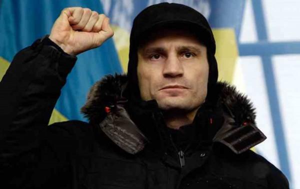 Кличко рассказал, что «готов к радикальным действиям, если президент не удовлетворит требования Майдана»