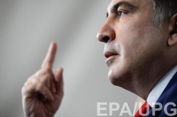 """Саакашвили """"почти"""" уверен, что вернется в Украину"""