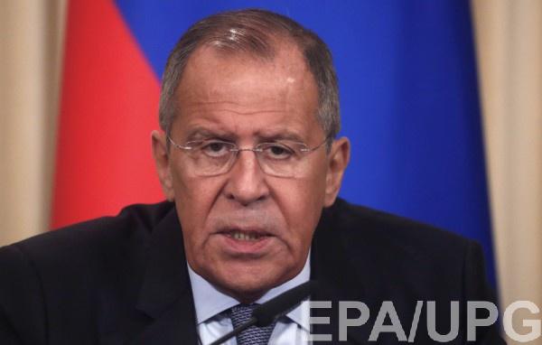 """По мнению Лаврова, """"10 лет переговоров лучше одного дня войны"""""""