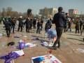 В Кыргызстане напали на участниц Марша женщин