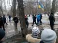 Организатор марша памяти Немцова в Петербурге арестован за украинские флаги - СМИ
