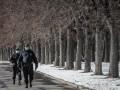 В Москве задержали мужчину, который гулял с собакой