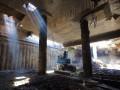 В Киеве на Почтовой затопило место исторических раскопок