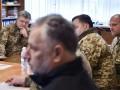 Порошенко в Авдеевке провел совещание по оперативной информации на фронте