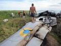 Силовики спасли нескольких летчиков из сбитого самолета Ан-26