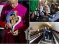 Неделя в фото: Кличко в подземке, День знаний и канонизация матери Терезы