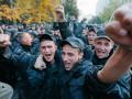 Генпрокуратура занялась офицерами, чьи солдаты собрались под АП