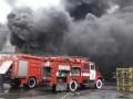 В Броварах под Киевом горел склад лакокрасочной продукции