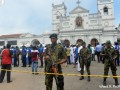 Взрывы в церквях и отелях Шри-Ланки: 160 погибших