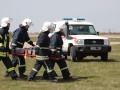 Спасатели учились эвакуировать пострадавших на Евровидении