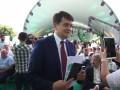 Разумков объяснил слова Богдана о статусе русского языка на Донбассе