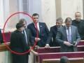 Савченко первой утешила Новинского после снятия неприкосновенности