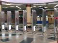 В киевском метро появились турникеты-