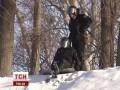 Позитивные новости дня: ВВ-шники верхом на щитах и лица Майдана