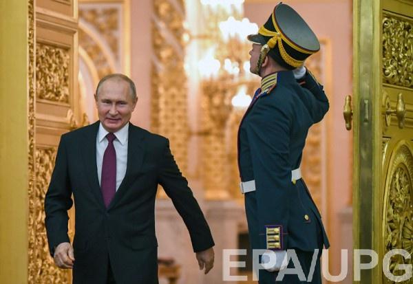 Путин уважает Зеленского