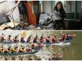 День в фото: обстрел в Донецке и гонка лодок в Тайване