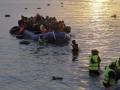 У берегов Турции перевернулась лодка с беженцами, есть жертвы