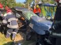 В Киеве столкнулись две BMW: Трое погибших, двое раненных