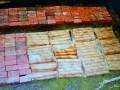 В Лисичанске под мостом нашли 160 килограмм взрывчатки