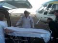 В Киев доставлены раненые пограничники Луганского отряда