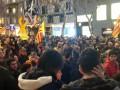 В Каталонии проходит масштабный митинг протеста