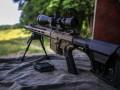 В Нацгвардии испытывают новую снайперскую винтовку