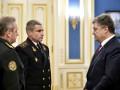 Порошенко назначил и.о. командующего ВМС Украины