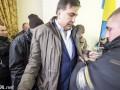 В АП отрицают депортацию Саакашвили самолетом Порошенко