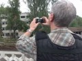 Представители миссии ОБСЕ осмотрели Славянск (видео)