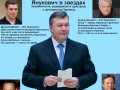 Знаменитости, родившиеся в один день с Януковичем (ИНФОГРАФИКА)