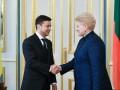 Зеленский встретился с тремя президентами