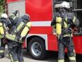 В Киеве горела многоэтажка, погибли два человека