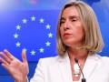 Могерини: У ЕС и США один подход к вопросу Украины