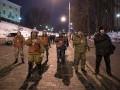 Афганцам с Майдана проводят очную ставку в милиции