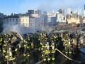 На мосту в Нью-Йорке загорелись авто, есть жертвы