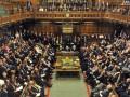 Британским лордам запретили спать в парламенте