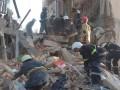 В Дрогобыче из-под завалов позвонил ребенок