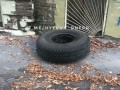 В Днепре троллейбус на ходу потерял колесо и чуть не сбил пешеходов