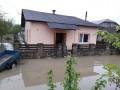 На Прикарпатье сотни домов подтопило после ливня