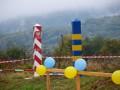 На Закарпатье открыли временный пункт пропуска в Польшу