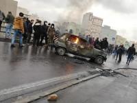 Беспорядки в Иране: власти пригрозили протестующим