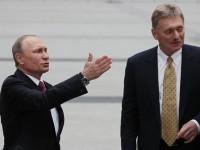 В Кремле рассказали о разговоре Путина и Порошенко