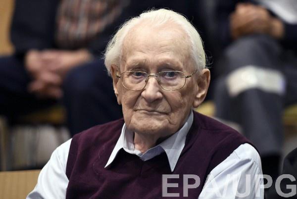 Гренинг работал в Аушвице с 1942 по 1944 год