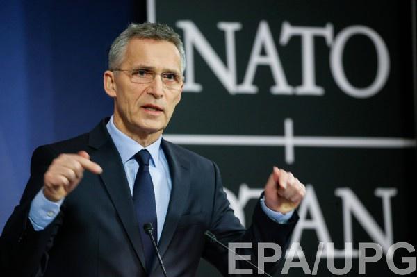 Двери Североатлантического Альянсва остаются открытыми, говорит Столтенберг