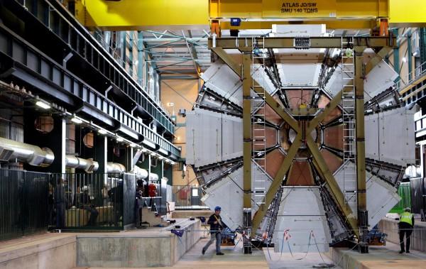 Большой адронный коллайдер. Фото: ЕРА