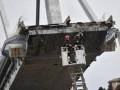 В Италии начато расследование в отношении обслуживавшей мост в Генуе фирмы