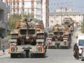 В Сирии пять турецких военных погибли при подрыве машины