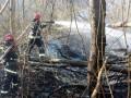 Пожар в Чернобыле: Возник новый очаг возгорания